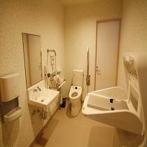 ハンディキャップトイレ