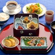【朝食一例‐和食‐】