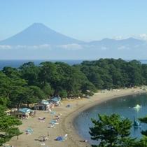 【周辺】戸田海水浴場