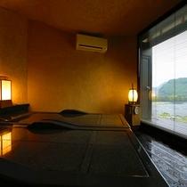 【温泉】貸切露天「富士のゆき」岩盤浴