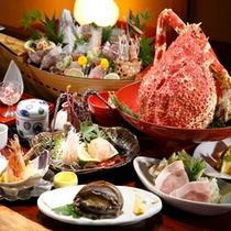 【料理】五十集プラン」(季節により内容が異なります)