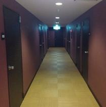 2013春リノヴェーション、和を意識した廊下