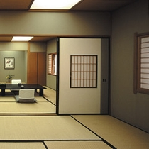 【お部屋一例】本館和室2間②