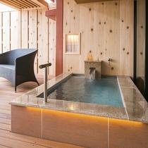■別邸うらら■スタンダード和洋室10畳タイプ 足湯なし露天風呂