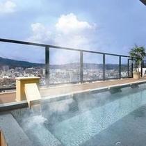 「織姫」の展望露天風呂