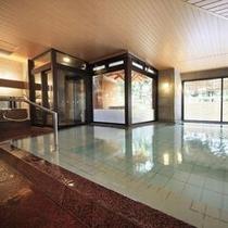 天女の湯・内風呂(1階大浴場)