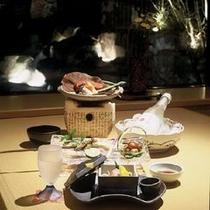 飛騨牛朴葉味噌ステーキ会席(イメージ)