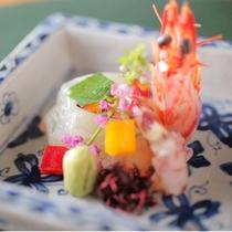 日本料理「竹翠」 お造里