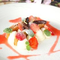 イタリアンレストラン「ベラヴィスタ」 デザート