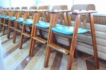 レストラン幼児様用椅子