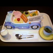 *ご朝食例(幼児用)※写真一例