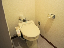 【洗浄機付トイレ】
