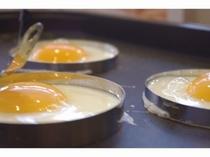 ■朝食:新登場!セルフ式目玉焼きコーナー♪