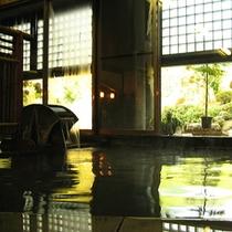 館内石風呂