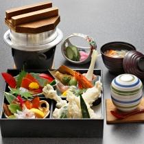 松花膳(釜飯)