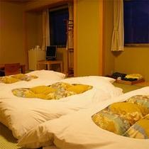 新館デラックスツイン和室(一例)