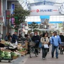 本町市場 ■徒歩で約5分