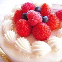 【記念日に…】ホテルオークラ新潟特製ホールケーキ