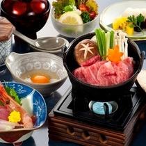 黒毛牛すき鍋