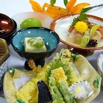 伊勢路ご夕食 彩りコース