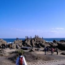 最南端「野島崎灯台」