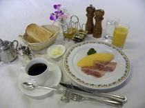 朝食(洋朝食その1)