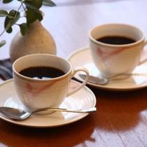 コーヒーラウンジ「にこにこ」でコーヒーはいかが?