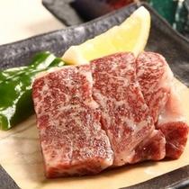 十和田湖和牛のステーキ
