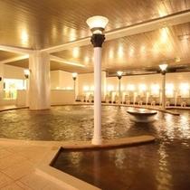 大浴場「カルデラ」