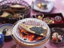 筍の会席料理