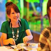 *【レストラン】当館で楽しいひと時をお過ごし下さい♪