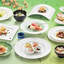 *【料理例】旬の味覚をお楽しみ頂けるお食事です!