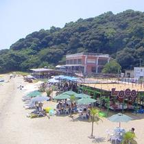 海水浴場:三河大島
