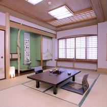 祭館客室(一例)