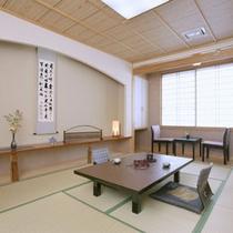 水月館客室(一例)