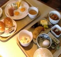 ご朝食の一例 ■定食■