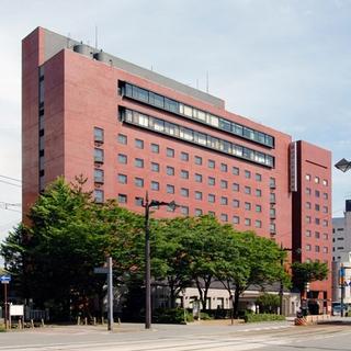 富山マンテンホテル施設全景