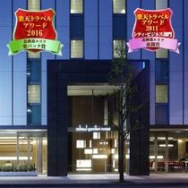 三井ガーデンホテル札幌施設全景