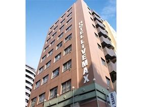 ホテルリブマックスBUDGET東上野施設全景