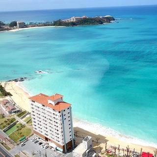 ベストウェスタン沖縄幸喜ビーチ施設全景