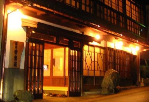 旅館 常磐荘施設全景