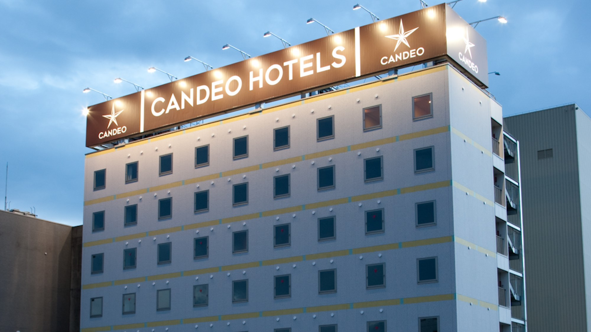 CANDEO HOTELS(カンデオホテルズ)上野公園