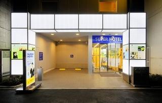 スーパーホテル上野・御徒町施設全景