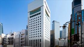 ダイワロイネットホテル名古屋新幹線口施設全景