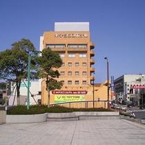 米子タウンホテル施設全景