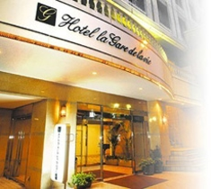 ホテル ブーゲンビリア新宿(旧ホテル ラ・ガール・ドゥ・ラ ヴィー新宿)施設全景