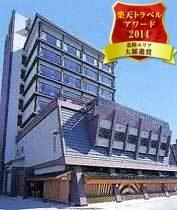 和倉温泉 能州いろは施設全景
