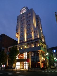 ホテル ココ・グラン上野不忍(うえのしのばず)施設全景