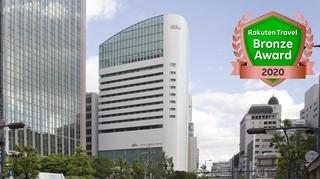 ホテル エルセラーン大阪施設全景