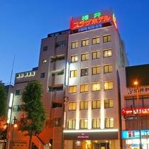 福井プラザホテル施設全景